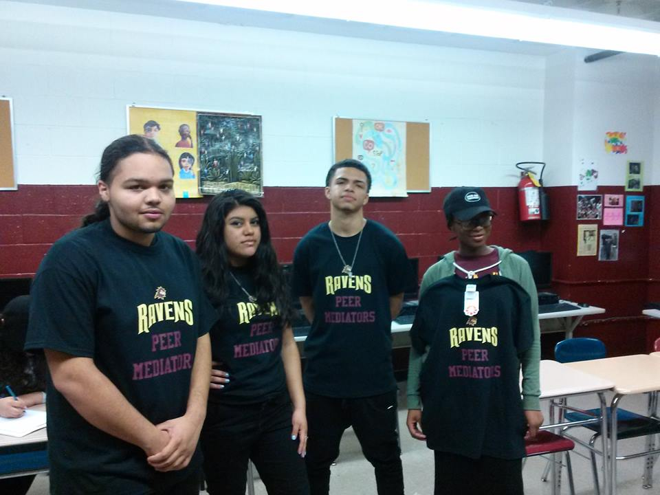 UP at Bronx Academy of Letters United Playaz New York